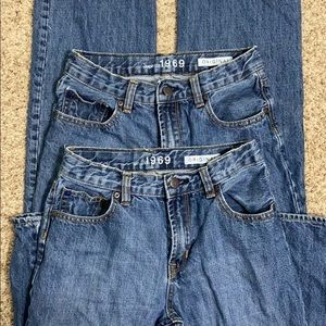 Gap Kids 1969 Original Straight Jeans